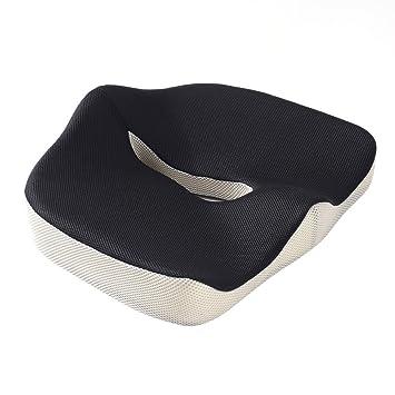 caloics® Asiento – Cojín para asiento de coche – – Cojín de silla cojín Ciática