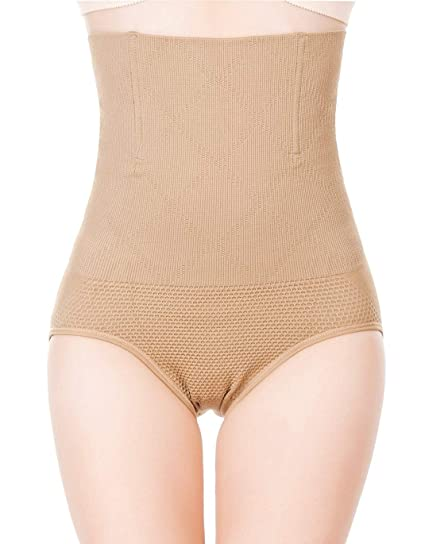 d5fb860d7e31 FUT Womens High Waist C-Section Recovery Slimming Underwear Tummy Control  Panties Nude #1
