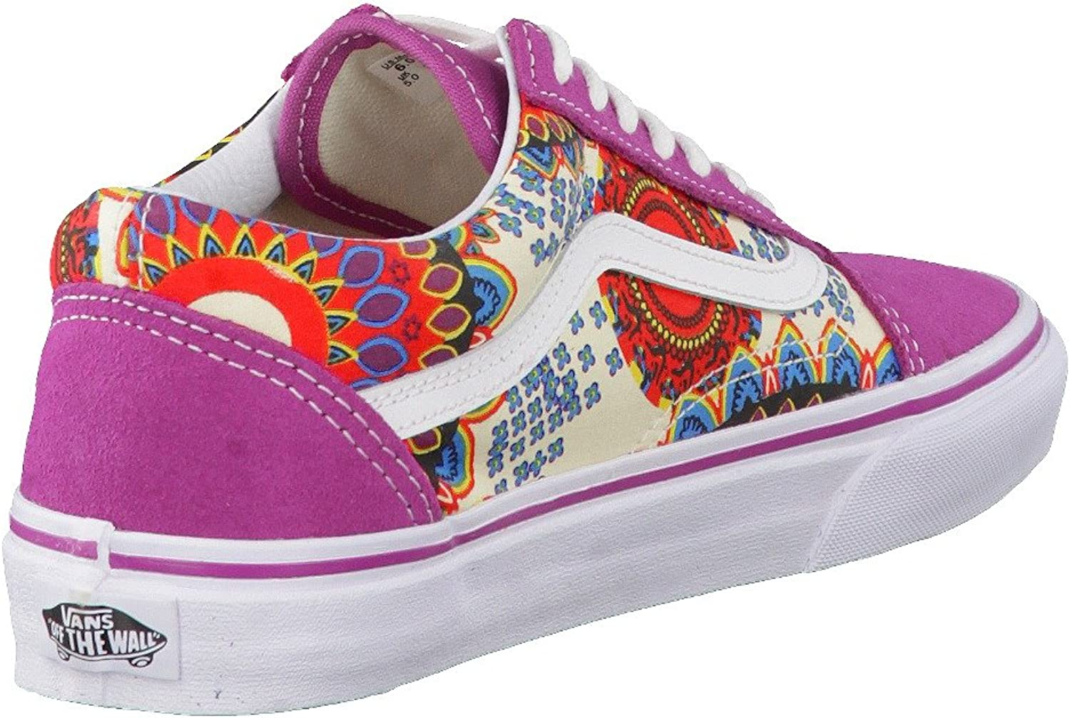 Vans UA Old Skool, Sneakers Basses Homme Multicolore