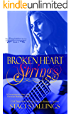Broken Heart Strings: A Contemporary New Adult Christian Romance Novel (The Imagination Series Book 4)