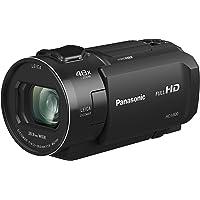 PANASONIC HC-V800 Full-HD Video Recording Leica Dicomar Lens Camcorder - Black