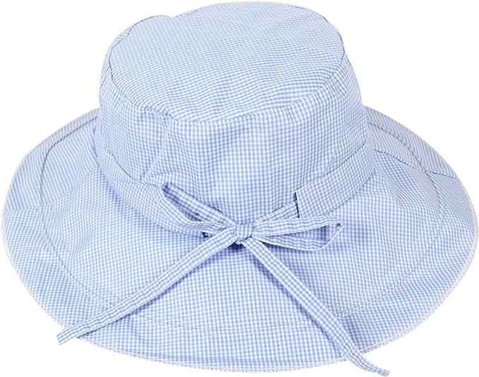Damen Hut Faltbarer Breite Krempe Kappe Schlapphut Sonnenhut UV-Schutz Gartenhut
