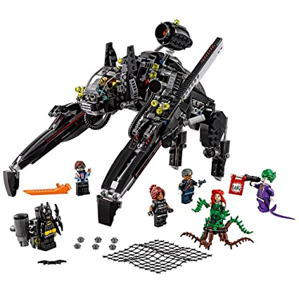 Amazon.com: LEGO Batman Movie The Scuttler 70908: Toys & Games