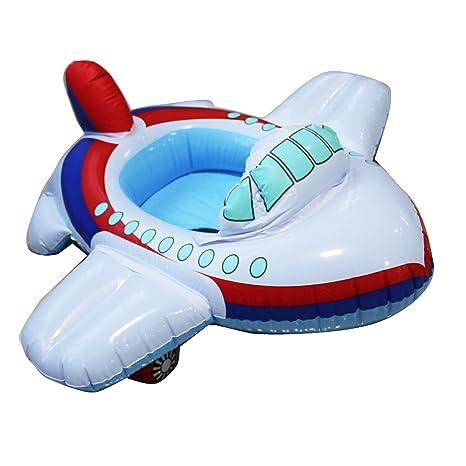 Gaorui pequeño niños just4baby Flotador Verano Flotador (36102 Baby Boot, Düsenflugzeug