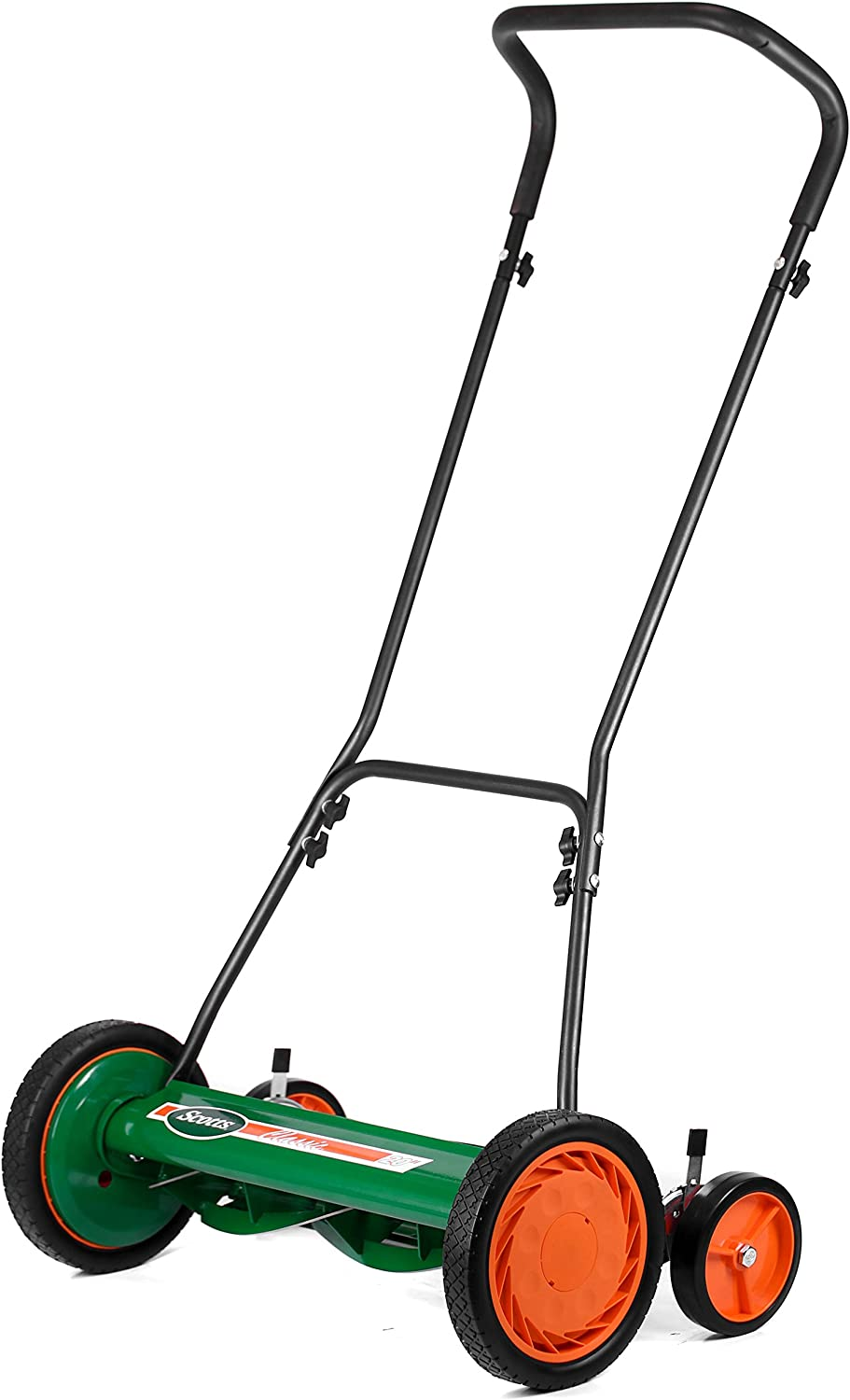 2. Scotts 2000-20 20-Inch Classic Push Reel Lawn Mower