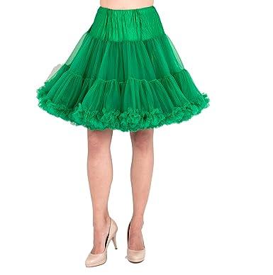 603f41198d5c Malco Modes Luxury Vintage Knee-Length Crinoline Petticoat Skirt  Pettiskirt, Adult Tutu for Rockabilly 50s Square Dance Lolita Dress; Plus  Size Petticoat ...