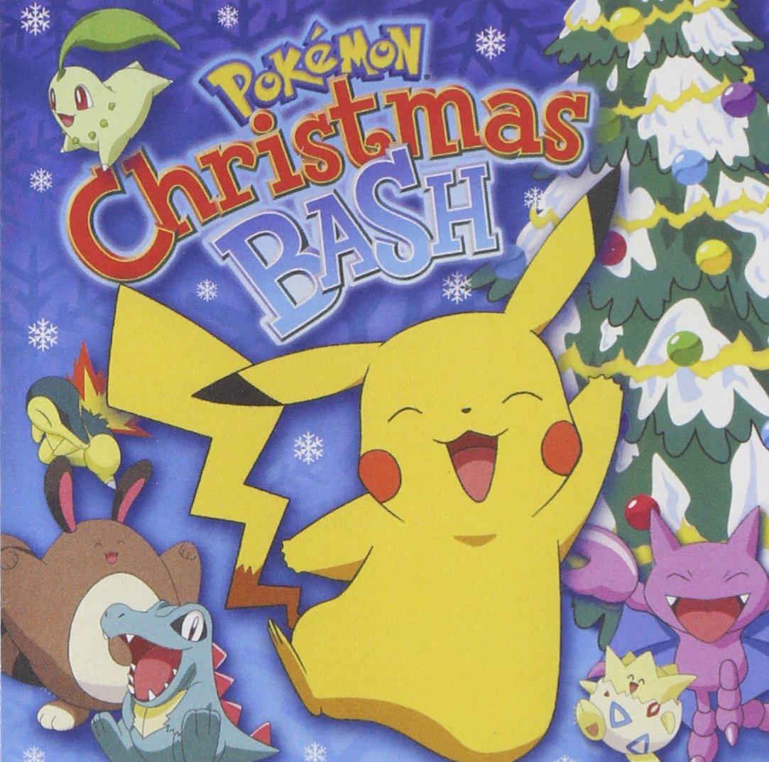 Pokémon christmas bash: amazon. Co. Uk: music.