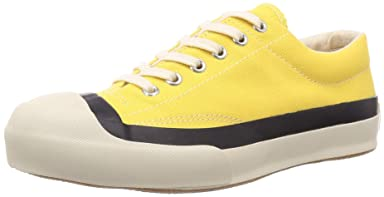 MoonStar Fine Vulcanized Gym Court: Yellow