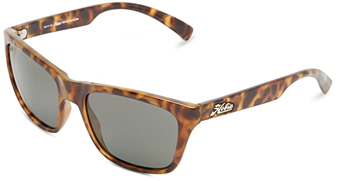 6c53e20b9d Amazon.com  Hobie Woody-282808 Polarized Rectangular Sunglasses ...