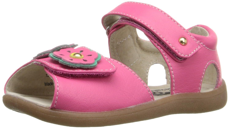 8b1441a2cb5e5 See Kai Run Tinley Open Toe Sandal (Toddler), Mint, 4 M US Toddler