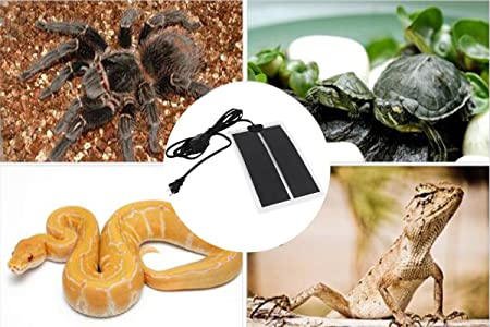 Amazon.com: Vivian - Calentador de reptiles para debajo del ...