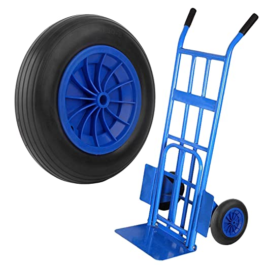 Forever Speed 3.50-8 Rueda maciza para carretilla de almacén profesional o doméstico (1 PCS): Amazon.es: Industria, empresas y ciencia