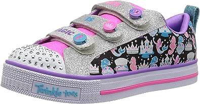 Skechers Unisex-Child Girls 20093L Twinkle Lite-Miss Magical