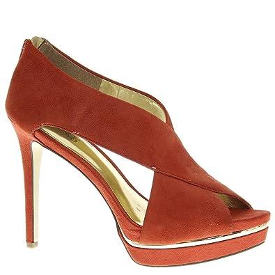 Amazon.com | Carlos by Carlos Santana Women's Atlanta Dress Sandal | Heeled  Sandals
