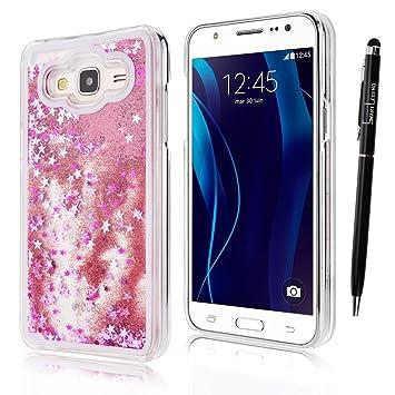 Samsung Galaxy J5 (2015) móvil, smartlegend 3d Bling Liquid ...