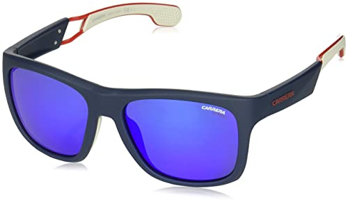 Amazon.com: Carrera Mens 4007/S – Gafas de sol, Color Azul ...