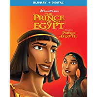 The Prince of Egypt [Blu-ray] (Sous-titres français)