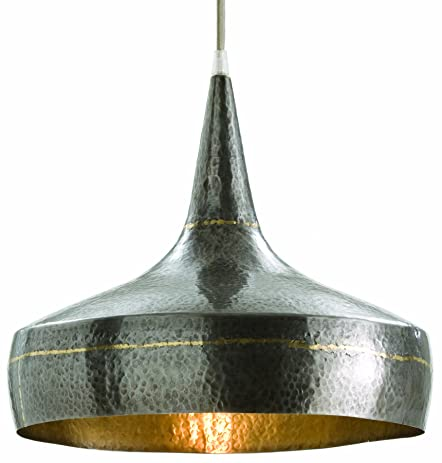 Arteriors 42414 mason wide hammered iron pendant dark silver arteriors 42414 mason wide hammered iron pendant dark silver aloadofball Image collections