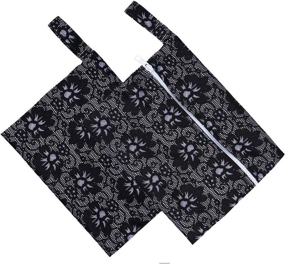 S, 7PCS Serviettes hygi/èniques lavables Covermason Bambou r/éutilisables lingette lavable menstruel serviette hygi/énique de Pad Mama