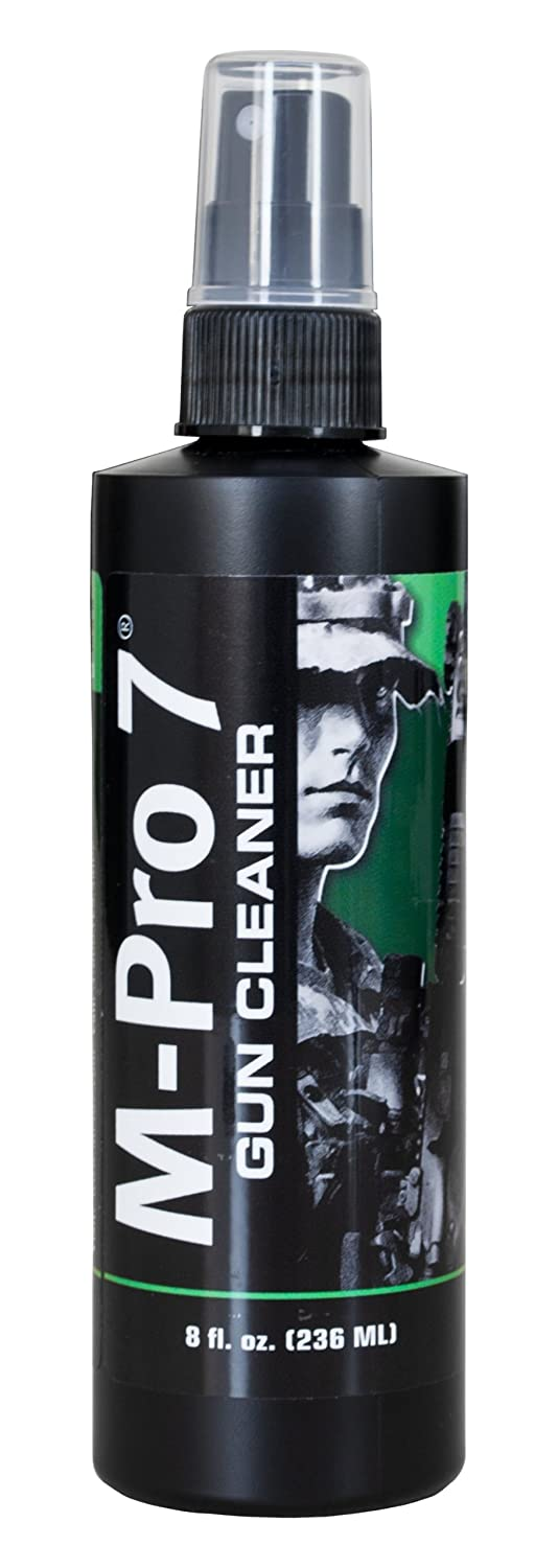 M-Pro 7 Gun Cleaner, 8-Ounce Spray Bottle