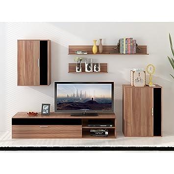 good modernes wohnzimmer mbel set tv unit schrank stnder wandregale uk with wohnzimmer mbel set