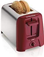 Hamilton Beach 2 Slice Extra Wide Slot Toaster with Shade Selector,