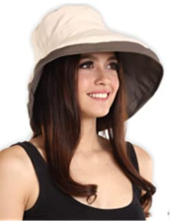 82b1df9c62a Outdoor Womens Sun Hat with UV Protection - Blocks 95%+ of UV Rays -