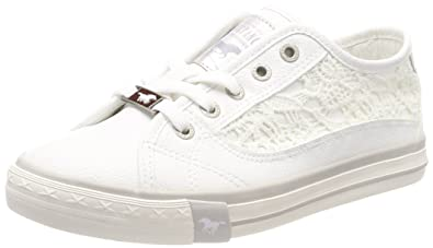 Womens 1146-308-1 Trainers, White (White) Mustang