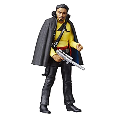 "Star Wars The Vintage Collection Solo: A Story Lando Calrissian 3.75"" Figure: Toys & Games"