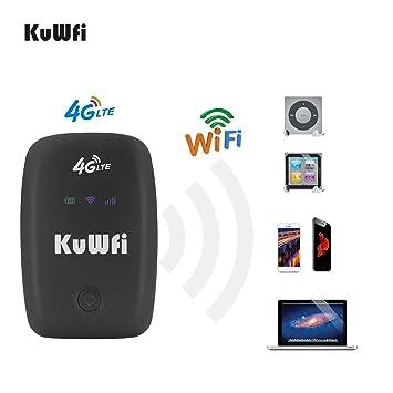 ... LTE Router con Ranura para Tarjeta SIM Soporte LTE FDD B1 / B3 / B5 Soporte Trabajar con Movistar/Orange/Yoigo/Vodafone SIM Card: Amazon.es: Electrónica