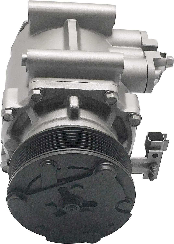 RYC Remanufactured AC Compressor and A//C Clutch AIG554