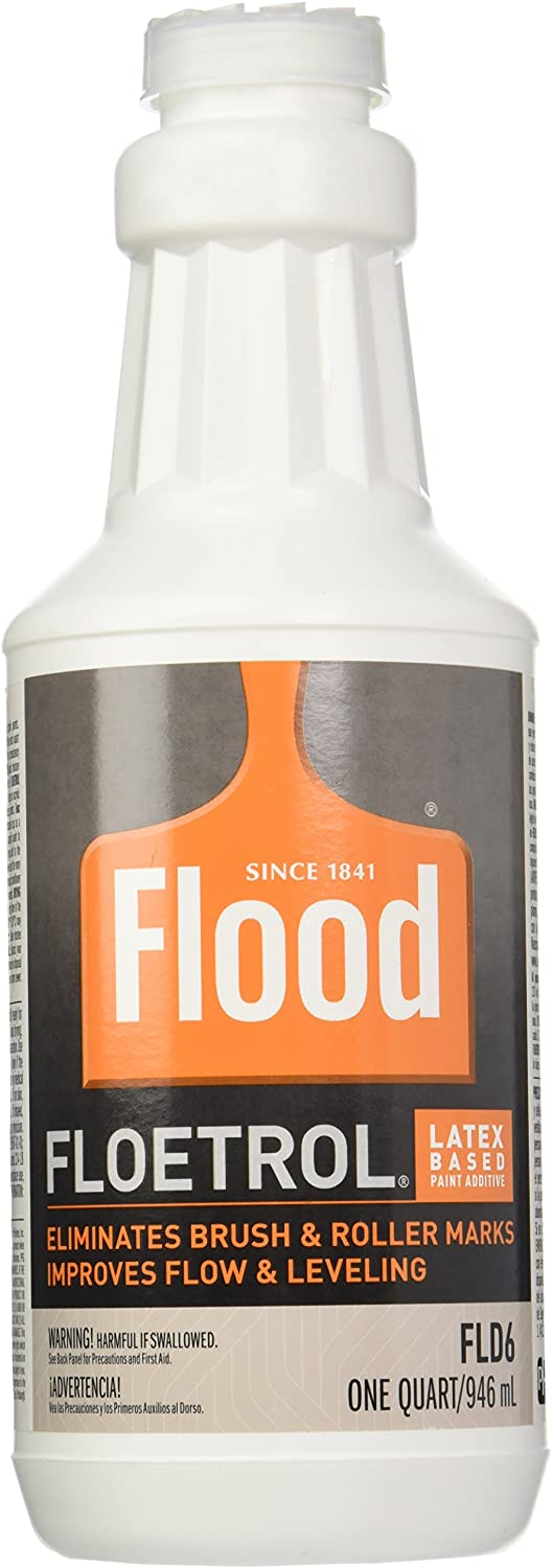 Flood Ppg Fld6 04 Floetrol Additive 1 Quart Amazon Ca Tools Home Improvement