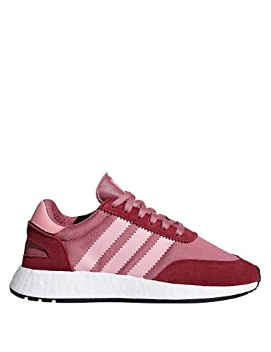buy popular 9a7ef 6ce8f Image Unavailable. Image not available for. Color  adidas Originals Women s  I-5923 W Running Shoes Pink ...