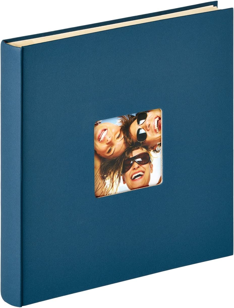 Selbstklebealbum Fun 33x34 cm rot