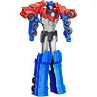 """12"""" Transformers Robots in Disguise Warriors Class Optimus Prime Figure Brand New"""