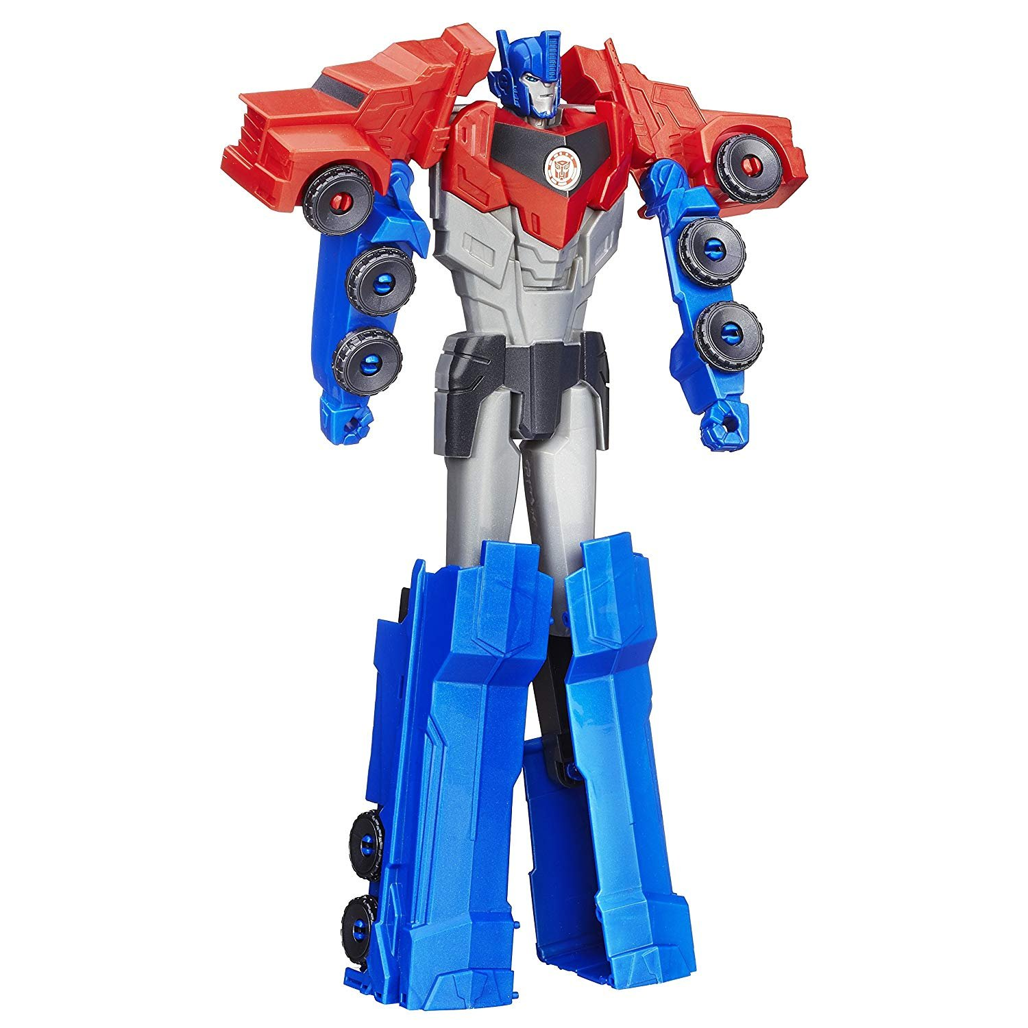 12 Transformers Robots in Disguise Warriors Class Optimus Prime Figure Brand New Hasbro