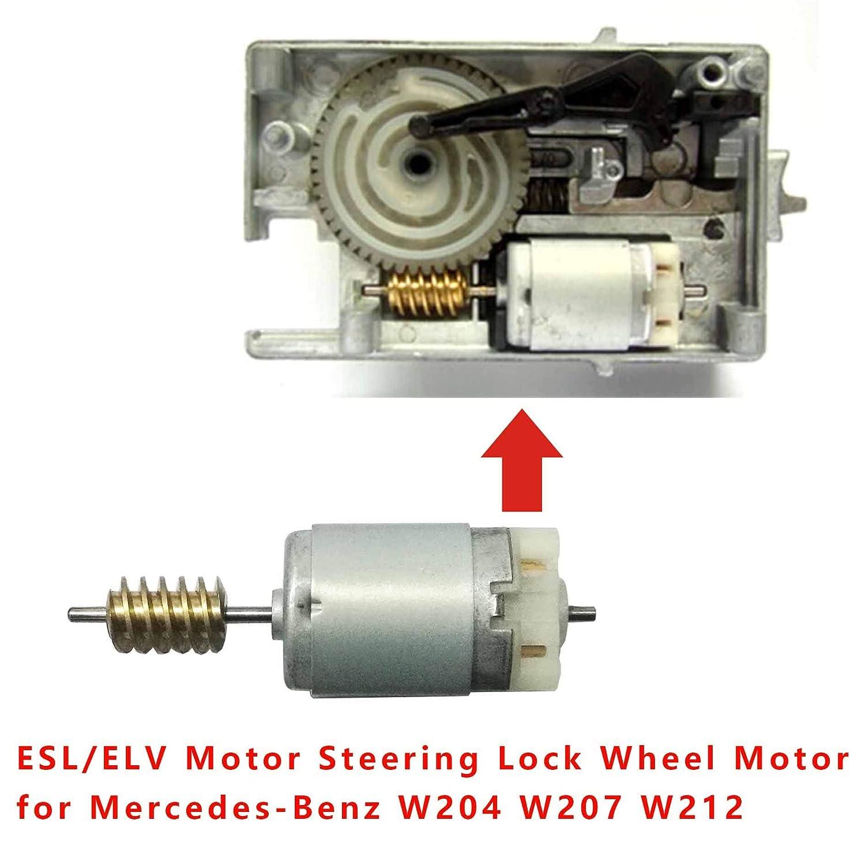 Amazon com: ALLWAY ESL/ELV Motor Steering Lock Wheel Motor for