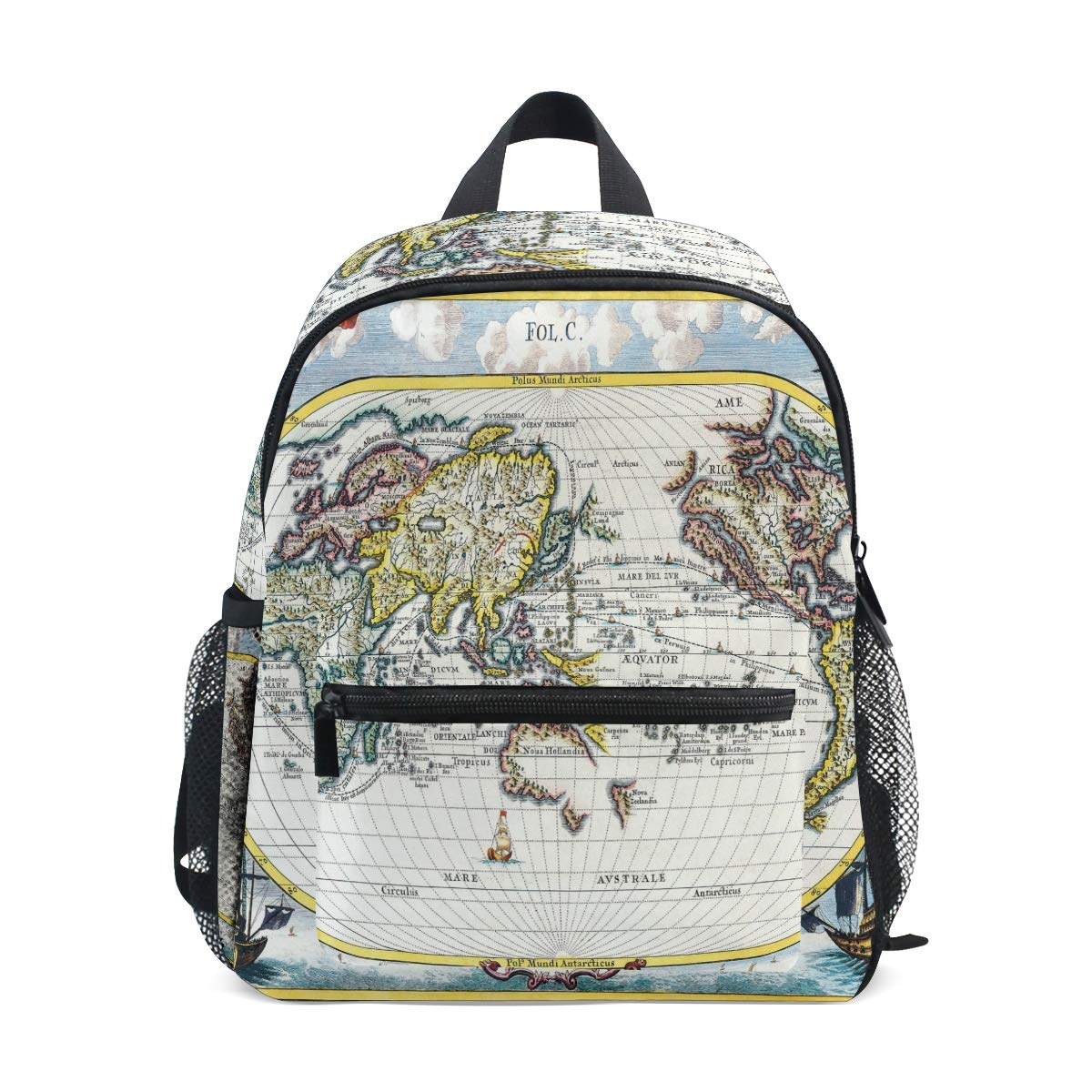 Toddler Boy School Backpack - Swiss Paralympic