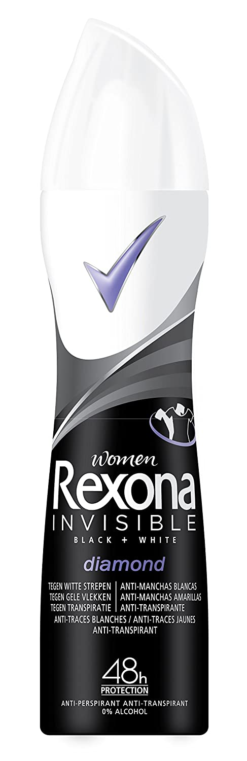 Rexona Desodorante Antitranspirante Invisible Diamond 200ml: Amazon.es: Amazon Pantry