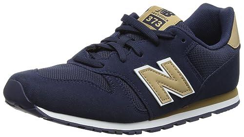 Zapatillas de serraje de niño 420 New Balance en color azul