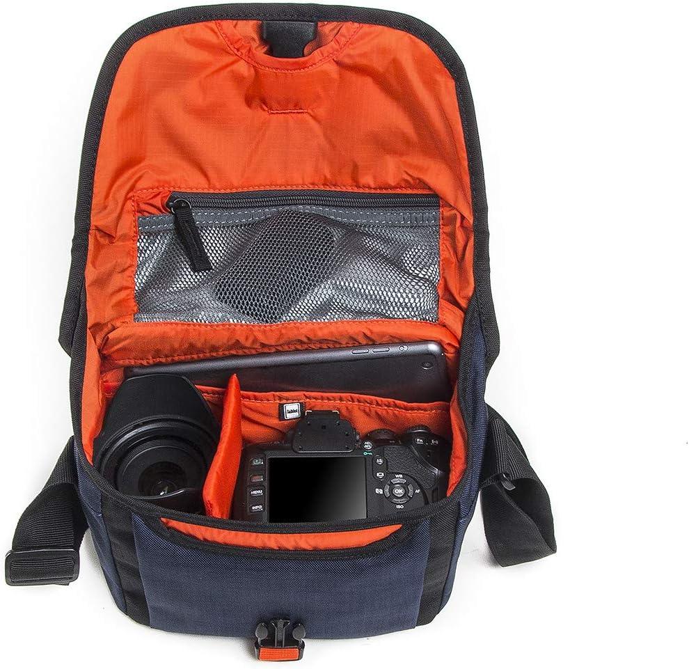 Crumpler Proper Roady 2.0 Camera Sling 2500 PR2500-008 Shoulder Bag 7.9 Inch Tablet Compartment Dark Blue