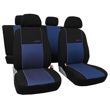 Ford Focus MK2 Schwarz Universal Autositzbezüge PKW Schonbezüge Schonbezug Bezug