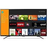 CloudWalker 109 cm (43 inches) 4K Ready 43SFX2 Full HD Smart LED TV (Black)