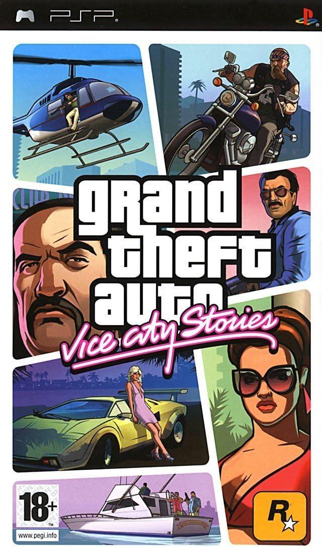Grand Theft Auto ~ Vice City Stories ~: Amazon.co.uk: PC