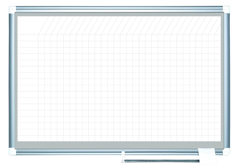 Bi-Office - Pizarra de Planificación Magnética New ...