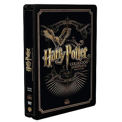 Pack Harry Potter Colección Completa - Edición Golden ...