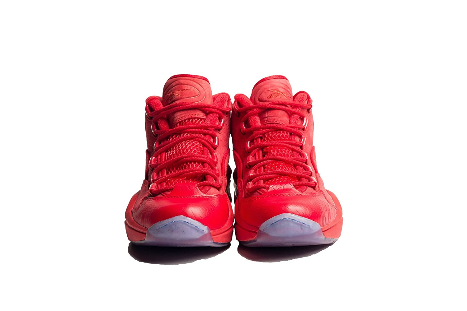 260bc87df145 Reebok Women s Question Mid Teyana Taylor Limited Fashion Sneakers Primal  Red Ice B M US Primal Red Ice 8.5 B(M) US  Buy Online at Low Prices in  India ...