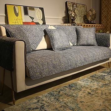 Nclon Funda para sofá Toalla de sofá Verano Delgado,Four ...