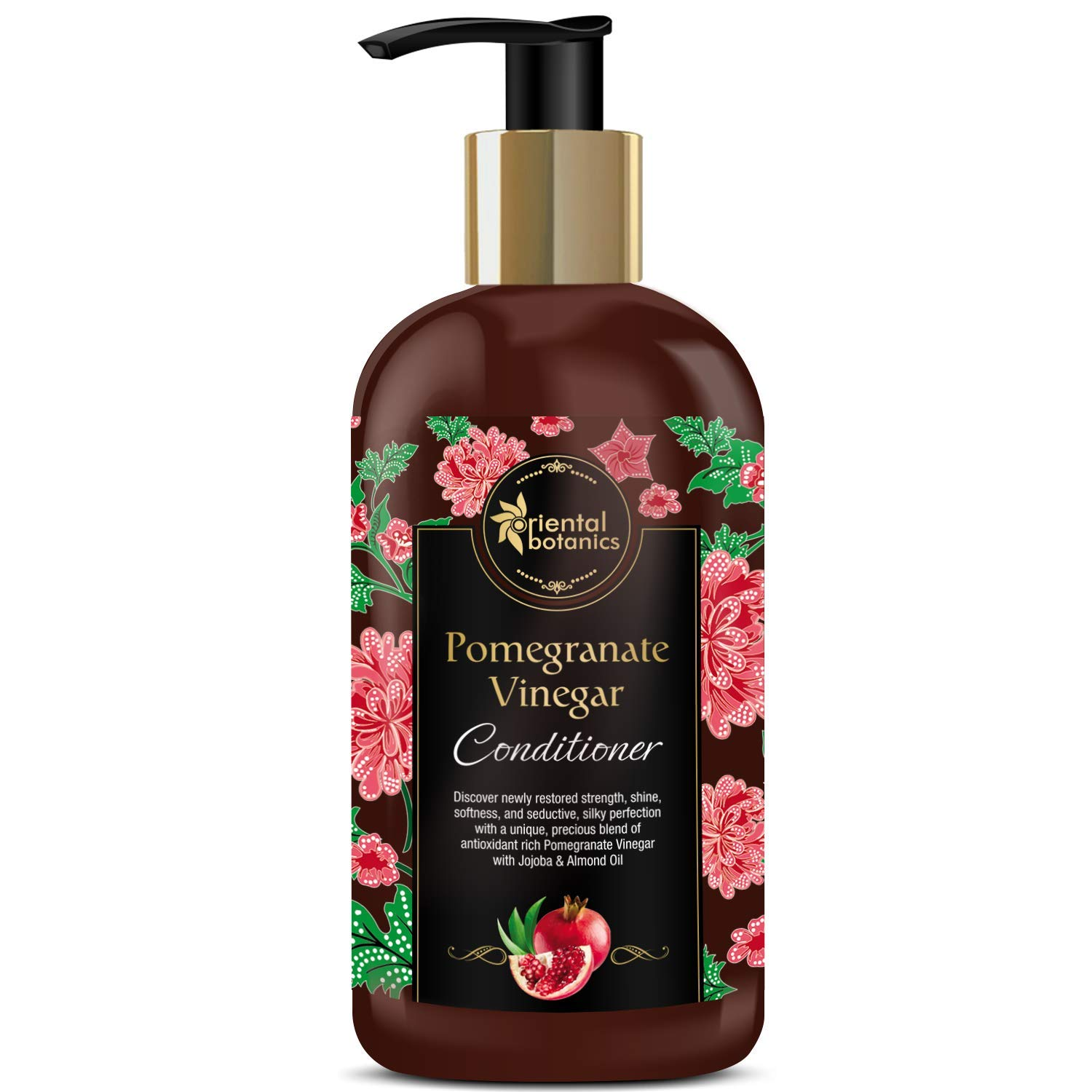 Oriental Botanics Pomegranate Vinegar Conditioner, 300ml -