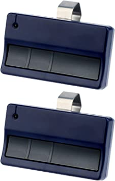 Garage Door Remote Opener For Liftmaster 373lm Chamberlain 950cd 2 Pack Amazon Com